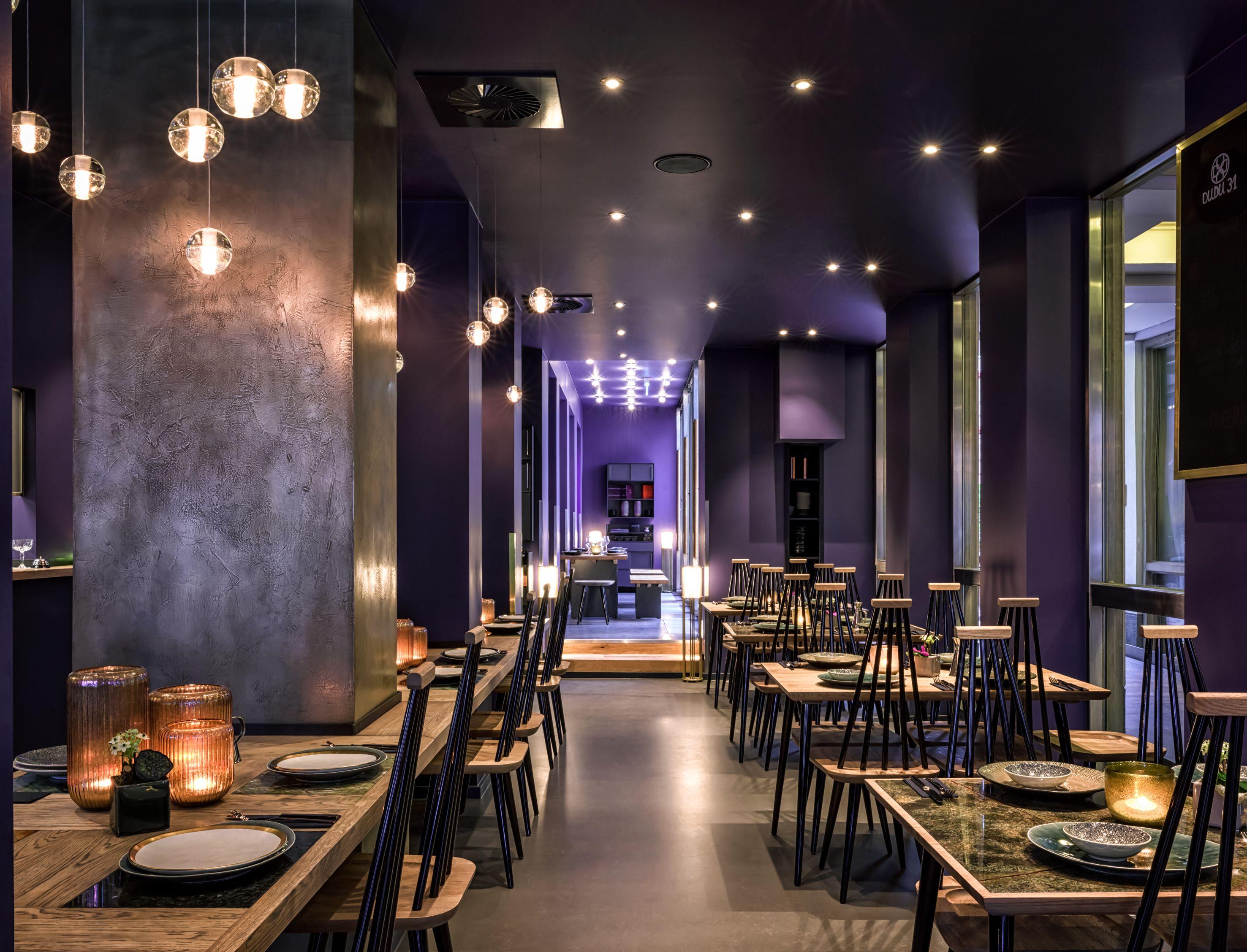 Dudu31 Restaurant, Bleibtreustrasse 31, Berlin - Sushi | Berlin | Frida