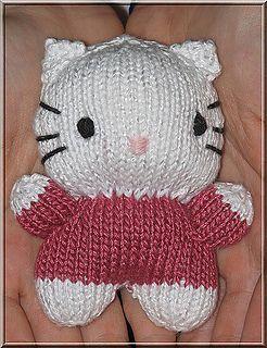 Photo of Wie man Kitty Cat Amigurumi strickt gibt Ihnen Schritt für Schritt Anweisungen….