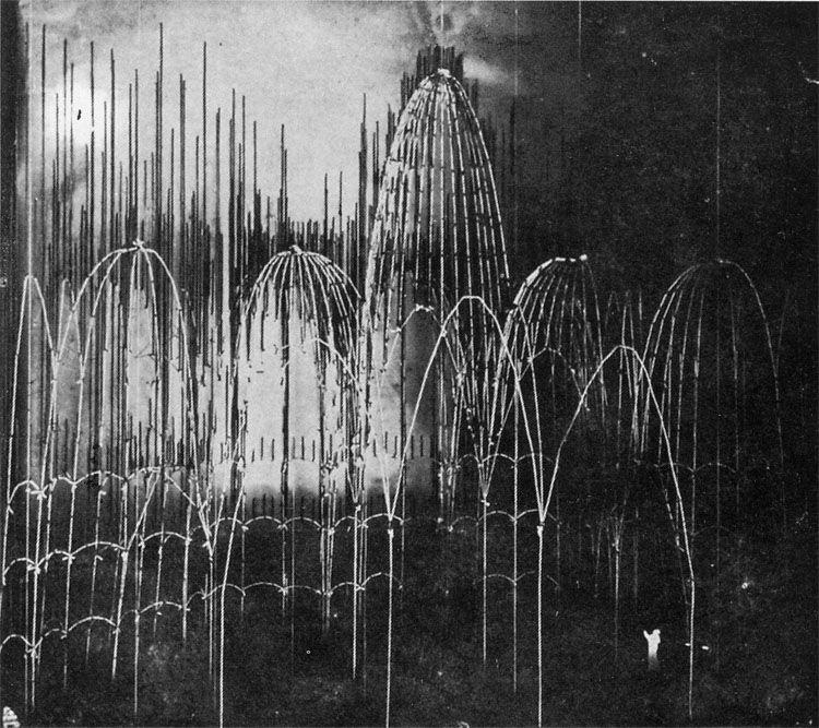 Antoni Gaudi, hanging architectural model, image inverted http://www.pinterest.com/mariekazalia/kinetic/