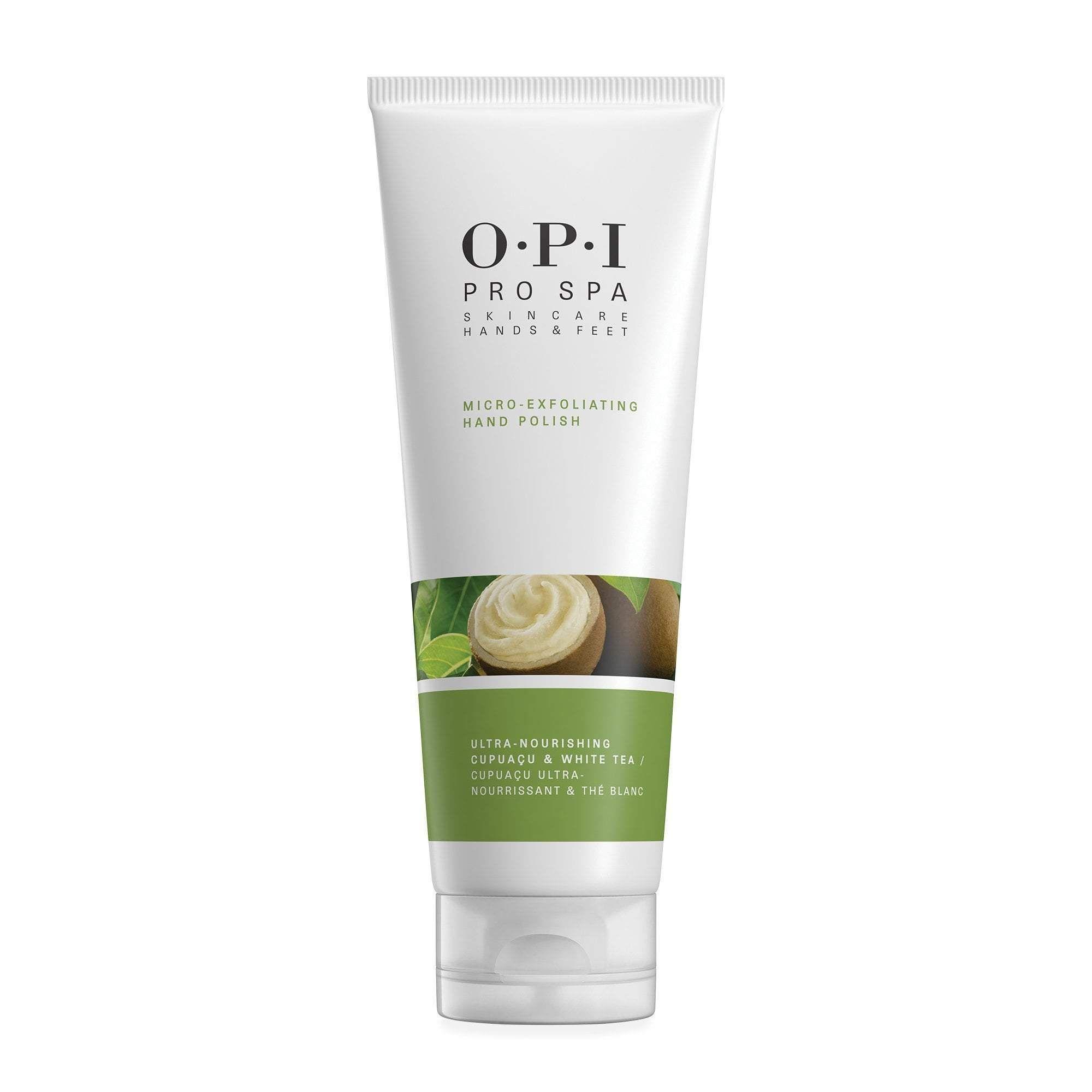 Opi Micro Exfoliating Hand Polish Skin Care Toner Products Exfoliating Lip Scrub Skin Care