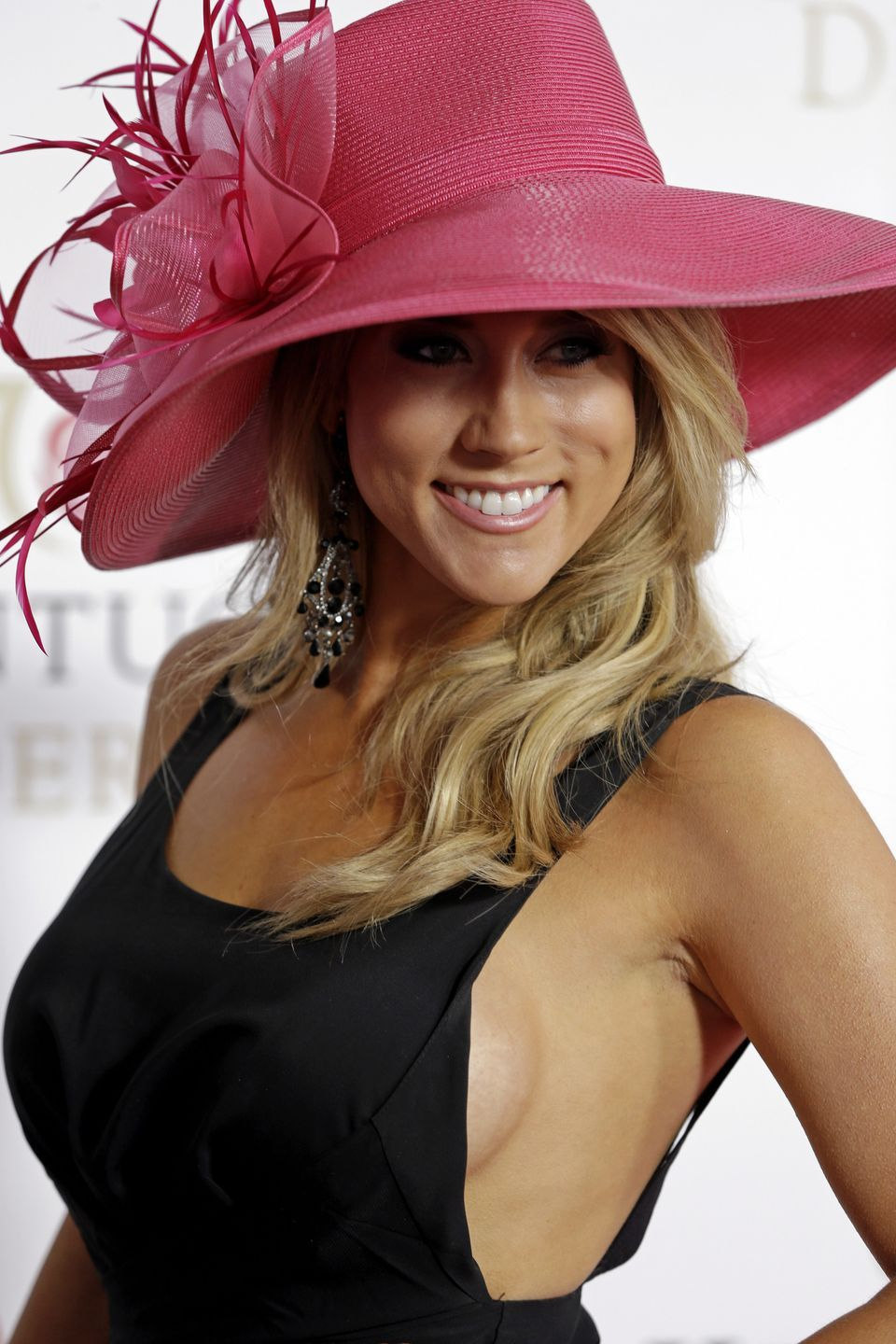 Hat from the 2013 Kentucky Derby