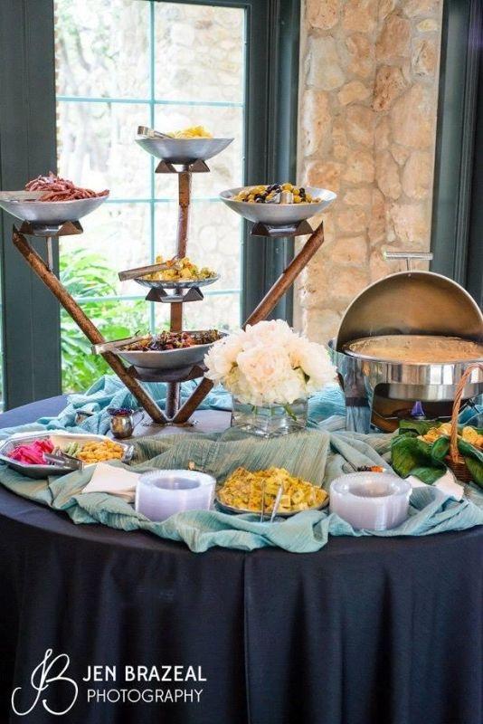 Spice Of Life Catering San Antonio Wedding Catering San Antonio Wedding Guide Wedding Catering Buffet Set Up Buffet Set