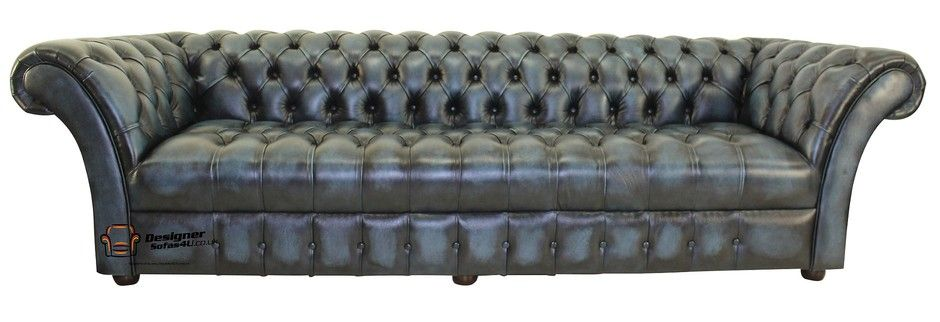 Wondrous Chesterfield Balmoral 4 Seater Sofa Settee Antique Oxblood Download Free Architecture Designs Aeocymadebymaigaardcom