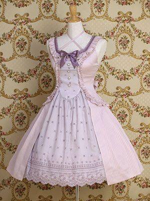 un muy romántico vestido!! ideal para una cita en el parque <3