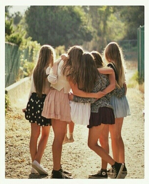 I love all my best friends so much adriana molly ashley for Best group pictures