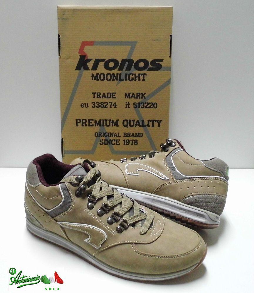 the best attitude de428 b6d87 Scarpe sportive uomo KRONOS sneakers casual tempo libero ...
