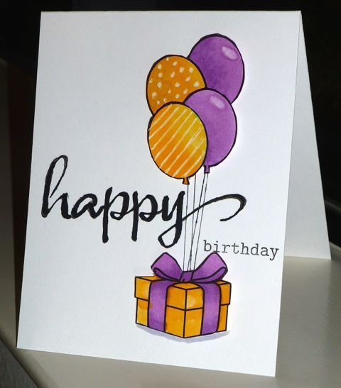 CC497 Happy Birthday