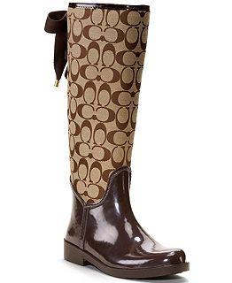 COACH Shoes - Macys   Coach boots