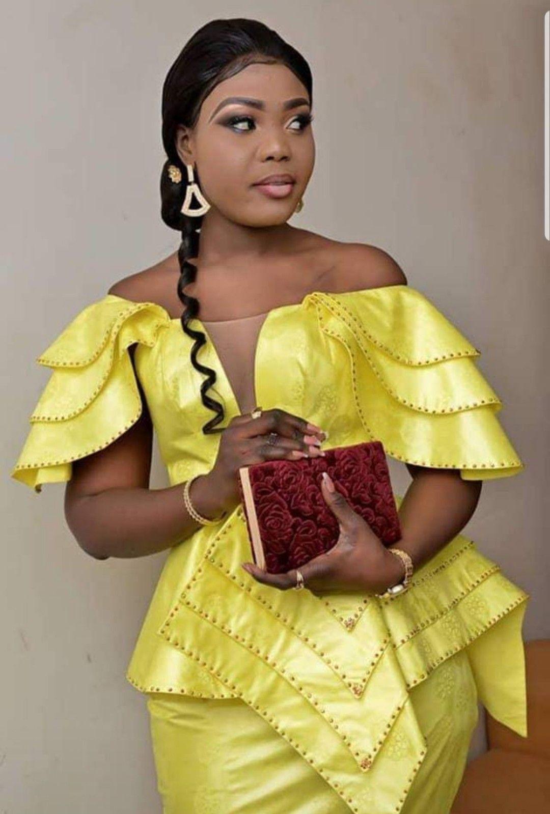 Sénégalaise en 2019