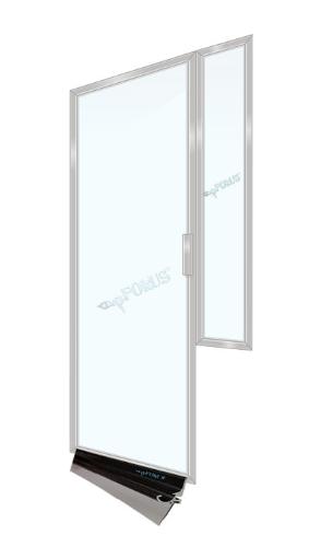 Framed Shower Door Drip Rail Shower Door Parts Pfokus Framed Shower Shower Doors Framed Shower Door