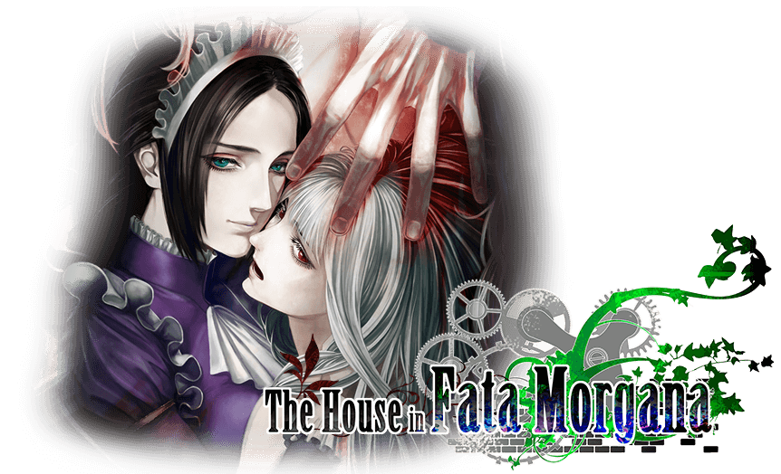 Image result for the house of fata morgana wallpaper