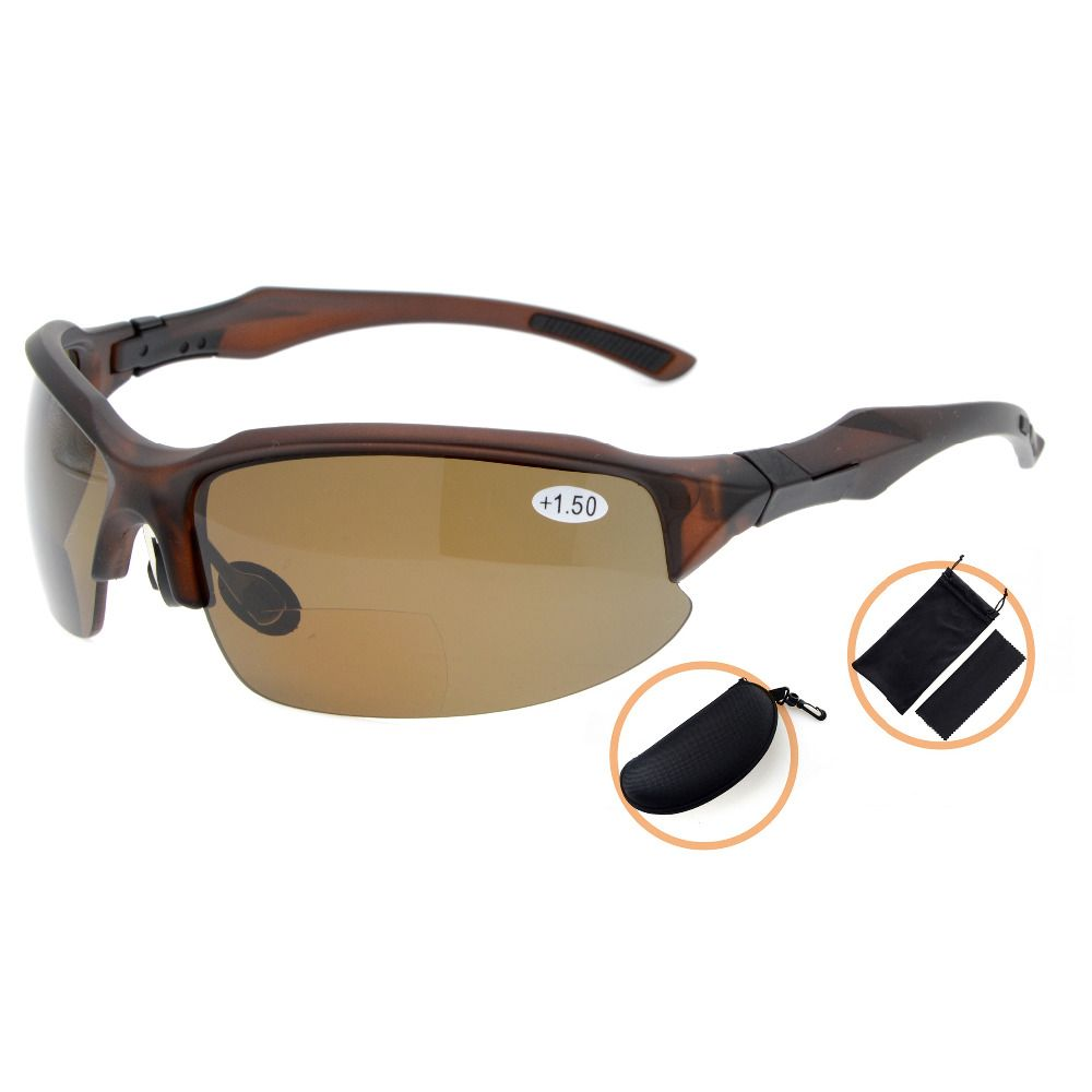 TH6188PGSG Eyekepper TR90 Unbreakable Sports Polycarbonate