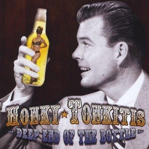 Honky-Tonk-Itis-Hon-Deep-End-of-the-Bottle-New-CD