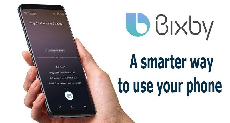 How to Use Bixby Vision on Samsung Galaxy S9 | Bixby ...