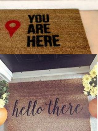 Doormats-on-Pinterest
