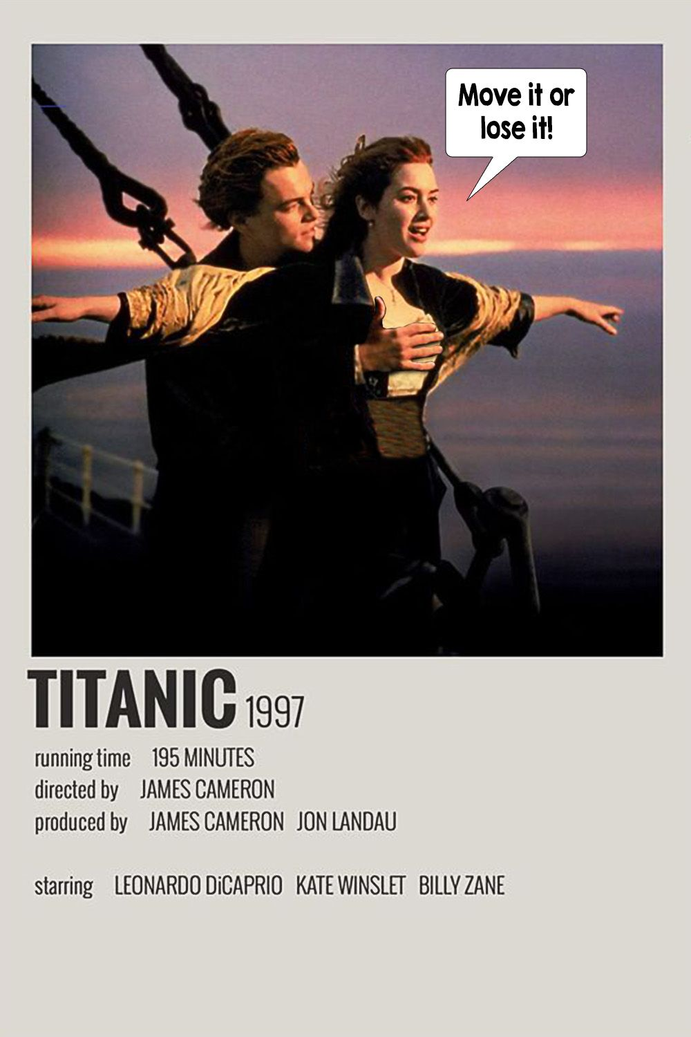 Titanic...the unseen clips...