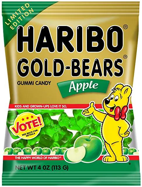 Amazon Com Haribo Gummy Bears Haribo Junk Food Snacks Gummy Candy
