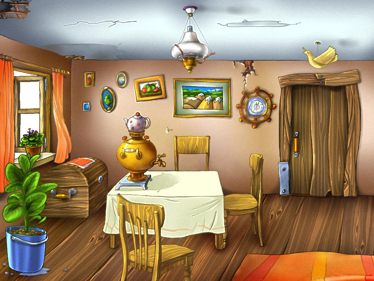 комната изнутри картинка все