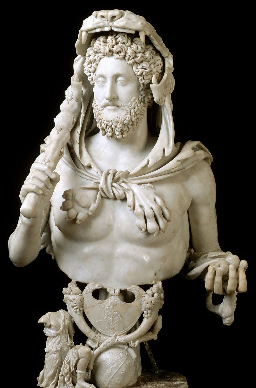 commodus as hercules was created furin bce during the commodus as hercules was created furin 191 192 bce during the r art