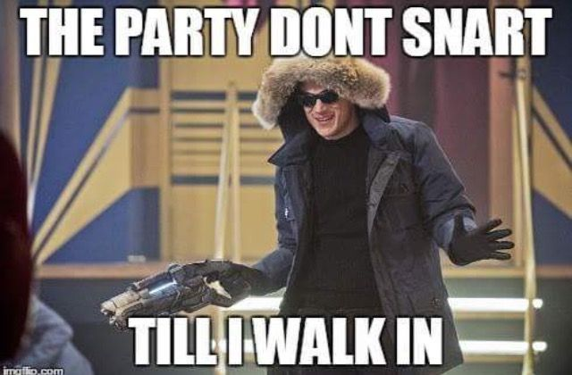 Smart Flash Dc Legends Of Tomorrow Memes Funny Captain Cold Www