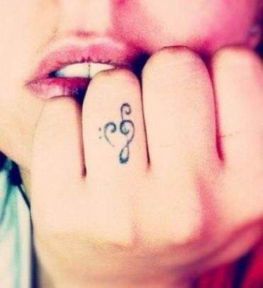 Photo of Best Tattoo Finger Small Music Notes Ideas