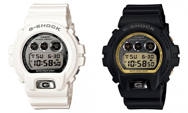 "Casio G-Shock – Seria ""Metallic Dial"" DW-6900 