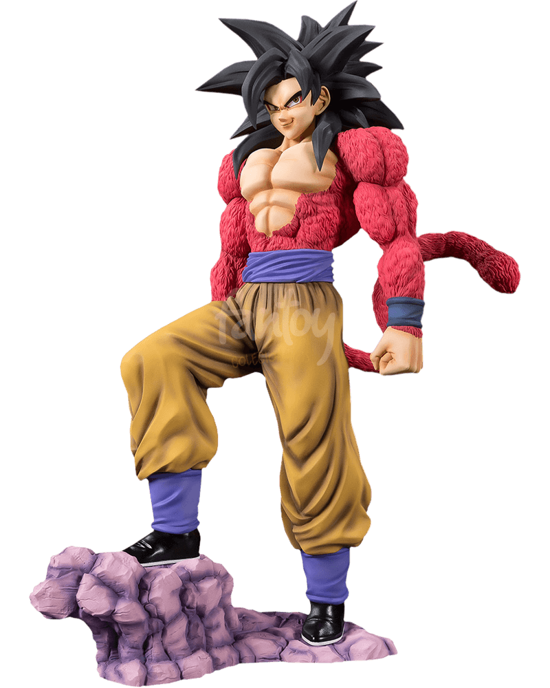 Toys & Hobbies Active Dragon Ball Super Saiyan Black Son Goku Gokou Rose Gk Statue Figure Toy Brinquedos Figurals Collection Dbz Model Gift Yet Not Vulgar