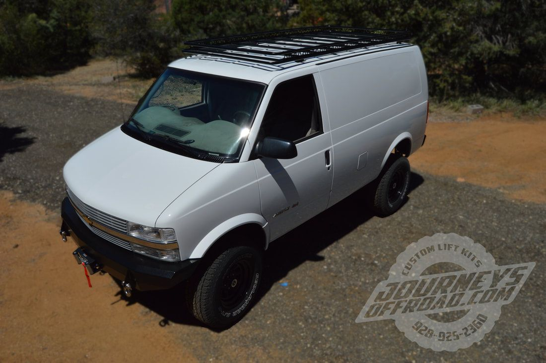 chevy astro van roof rack astro van