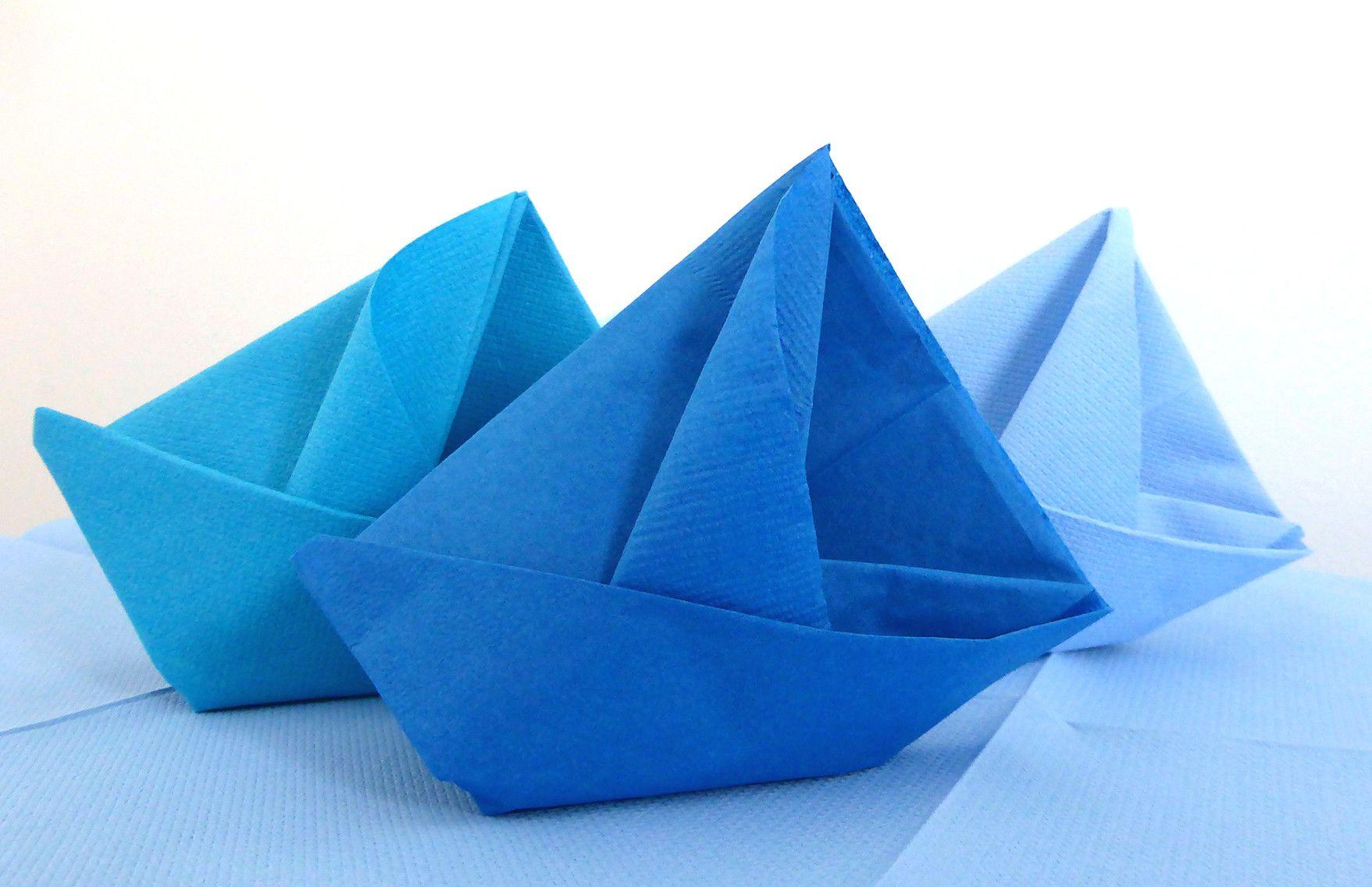 Pliage Serviette Papier Id Es Faciles Et Mod Les Avec Pliage