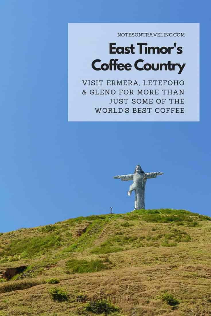 Photo of East Timor Coffee Country – How To Visit Gleno, Ermera & Letefoho