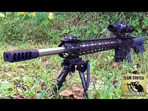 6 5 Grendel Ar 15 Build And Range Review