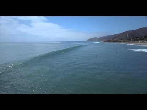 """DJI Inspire 1: Surfing """"County Line"""" - http://zerodriftmedia.com/dji-inspire-1-surfing-county-line/"""