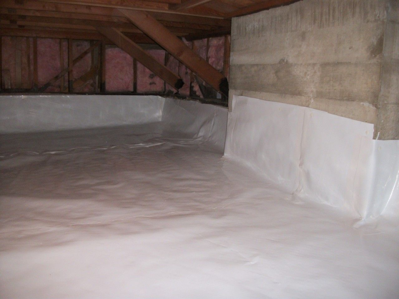 Gps Crawlspace 1800 Crawlspace Vapor Barrier Free Shipping 12 X 100 Crawl Space Vapor Barrier Crawlspace Crawl Space Encapsulation