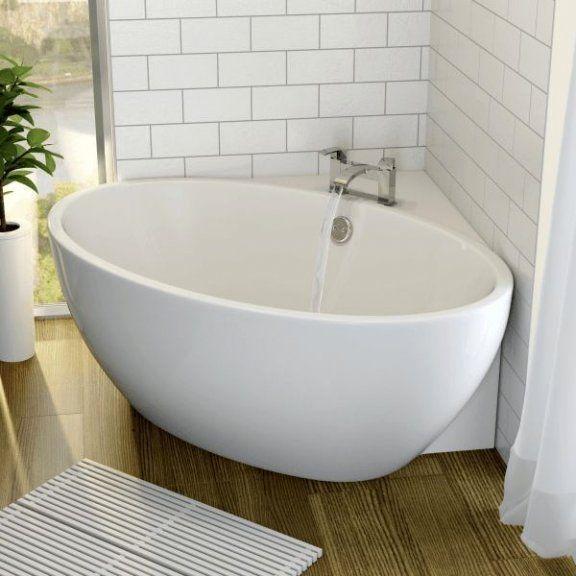Bathtubs Idea Corner Soaker Tub 48 Freestanding With Designs 9