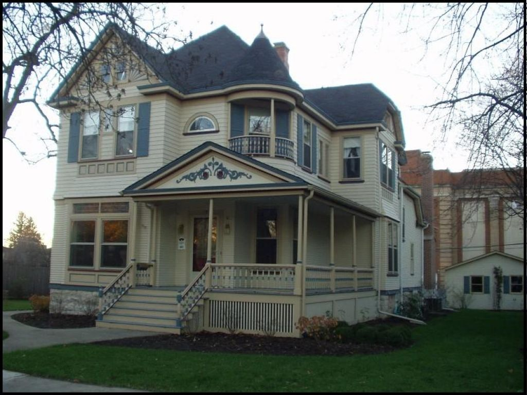 Victorian house colors exterior pictures true victorian for Century home builders