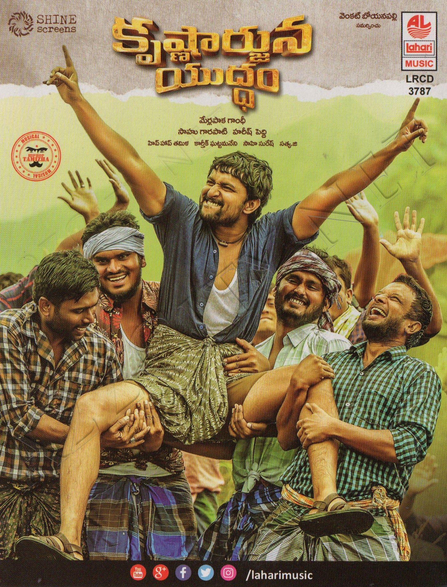 krishnarjuna yudham 2018 movie download