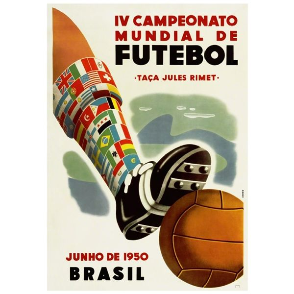 The Official Fifa Online Store Soccer Poster Brazil World Cup World Cup