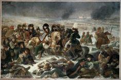 Gros, Antoine Jean - Napoléon sur le champ de bataille d'Eylau, le 9 février 1807 - Louvre, Paris