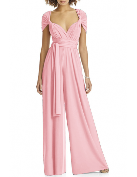 e4aa7024301 Infinity Jumpsuit Bridesmaid Romper for wedding guest in 2019 ...