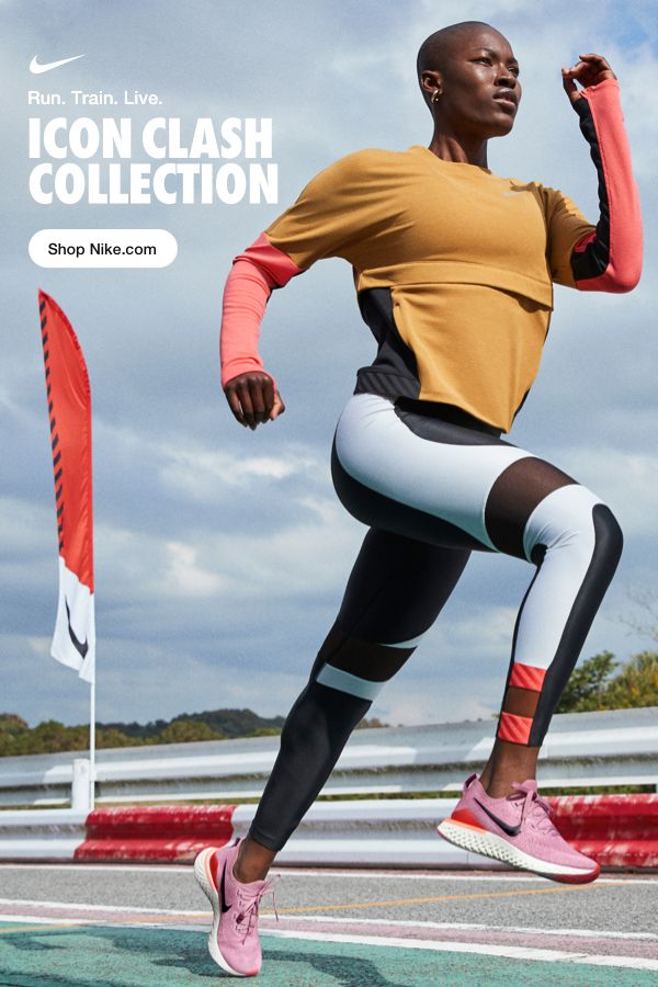 To Run, To Train, To Live:Nike Women's Active, Yoga