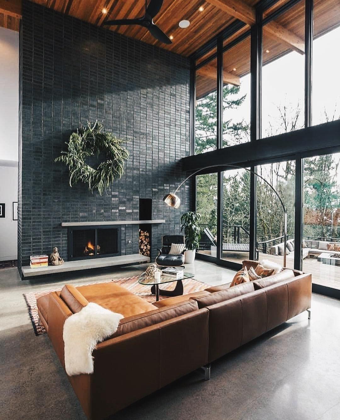 Loft Interior Design Ideas On Instagram ЧТО ВЫ БЫ УБРАЛИ В ЭТОМ ДИЗАЙНЕ Maison Moderne Interieur Interieur Maison Design Maison Design