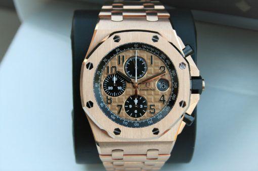 Audemars Piguet Offshore Rose Gold 26470OR Bracelet Brick