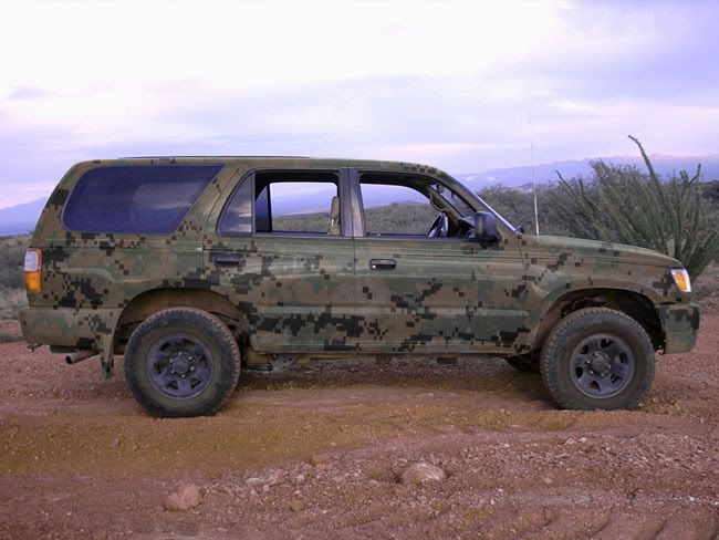 Going To Desert Tan Camo Paint Ttora Forum Ford