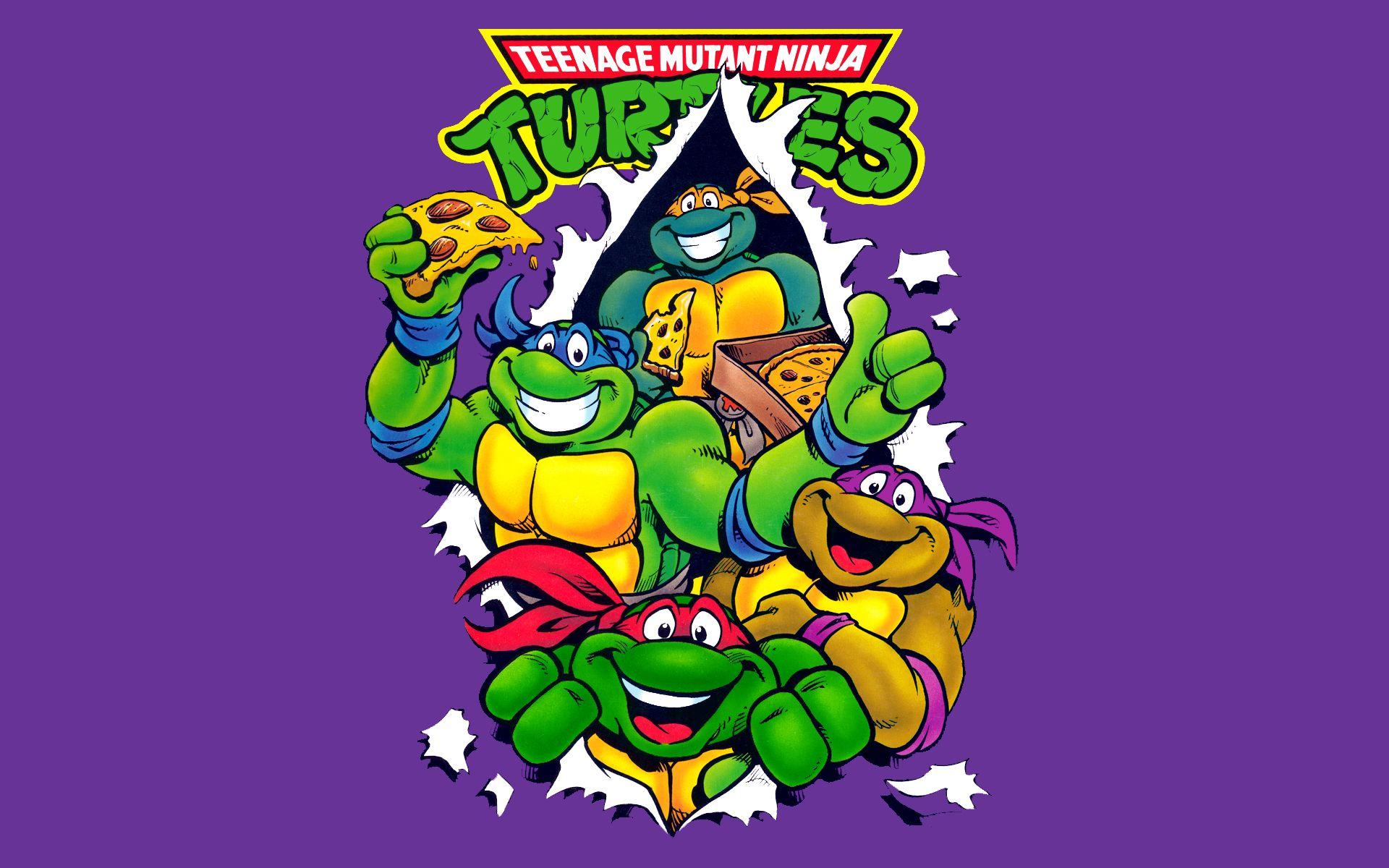 TMNT Wallpaper HD Cool Desktop