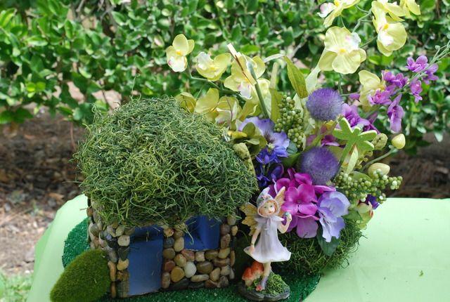 Pixie Fairy Birthday Party Ideas | Fairy, Fairy houses and Gardens