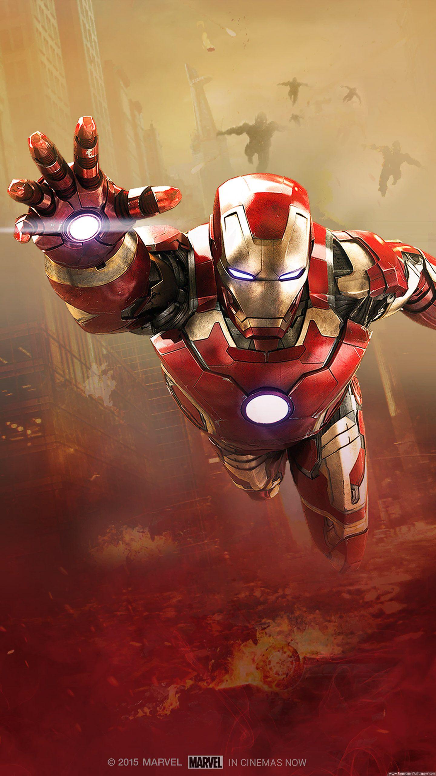 high quality iron man