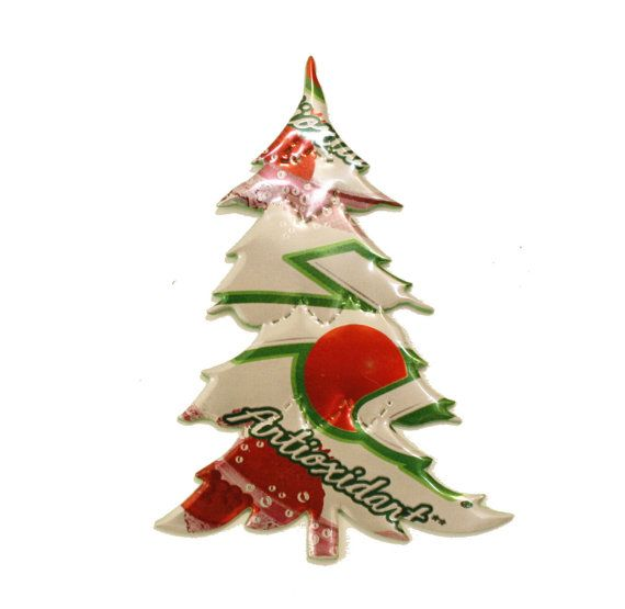 diet 7 up christmas tree magnet or ornament by popcancreations