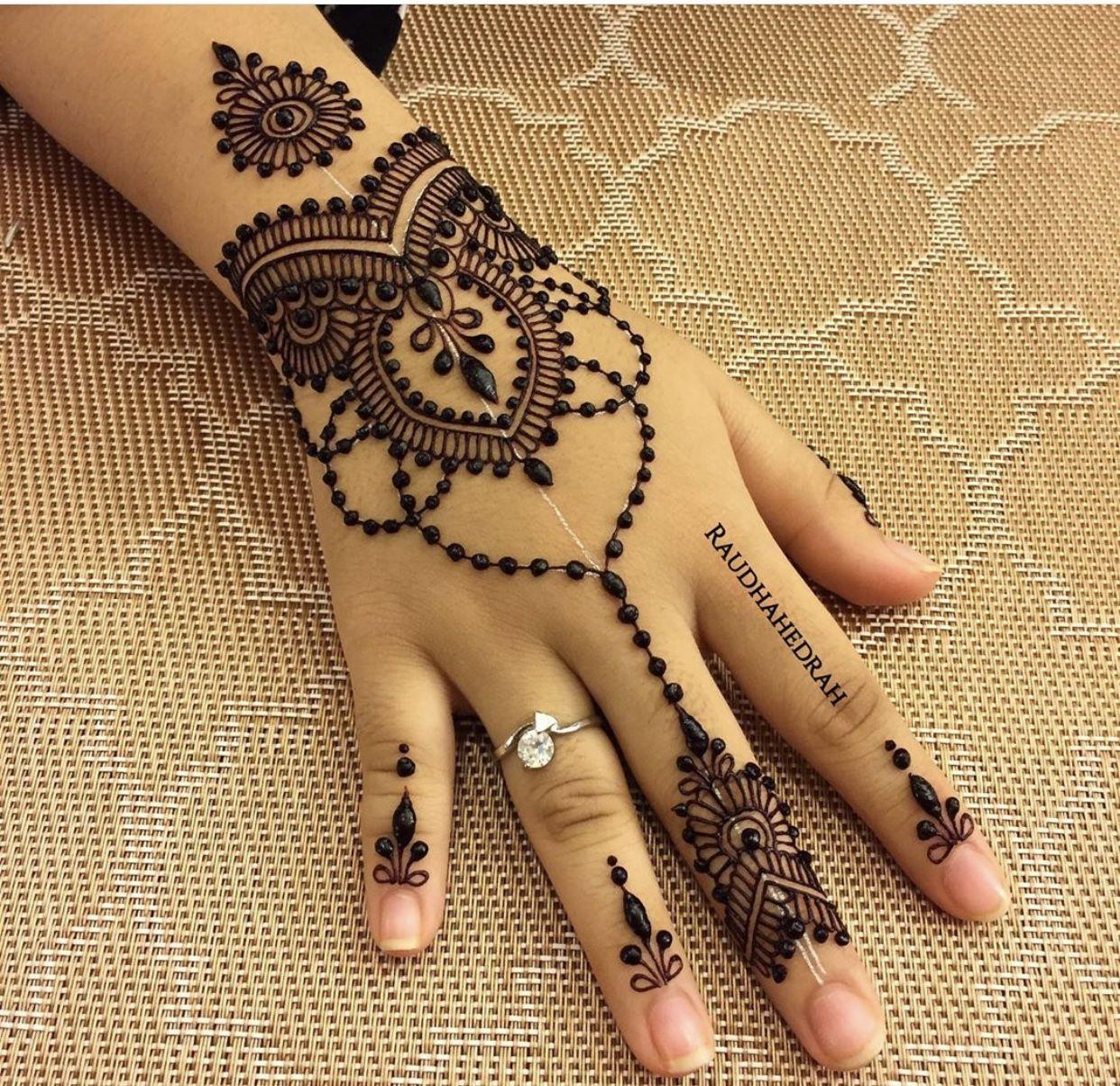 Pin By Haila On Tatouage Henna Tattoo Hand Henna Tattoo Designs Simple Henna Tattoo Designs