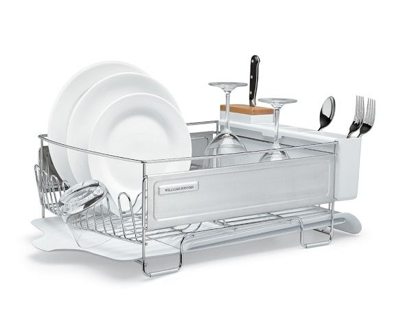 Stainless Steel Dish Rack Large Kitchen Gadgets Unique Dish
