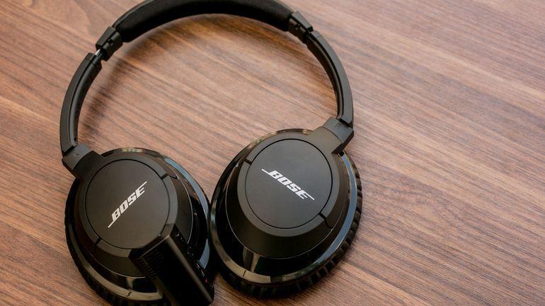 39336601e56 Bose SoundLink Around-Ear Bluetooth Headphones (formerly Bose AE2w) review  - CNET